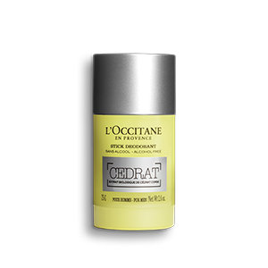 Déodorant Stick Cédrat - L'Occitane