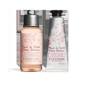 Duo Fleurs De Cerisier Doux - L'Occitane