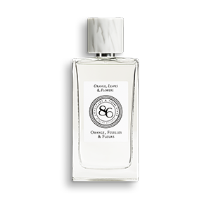 Eau de Parfum Orange, Feuilles et Fleurs - L'Occitane