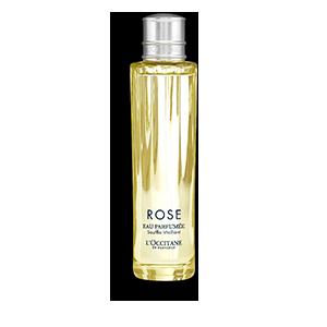 Eau Parfumée Souffle Vivifiant Rose - L'Occitane
