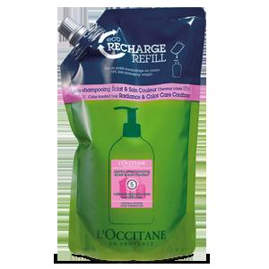 Aromachologie Eco-recharge Après-shampoing Eclat et Soin Couleur 500ml
