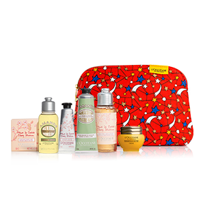 Ensemble Beauté Floral - L'Occitane