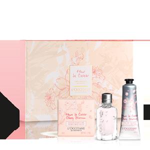Kit Découverte Fleurs de Cerisier - L'Occitane