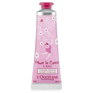 Petite Crème Mains Fleurs de Cerisier L'Eau