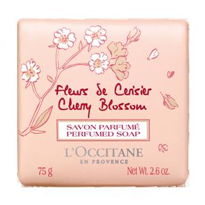 Savon Parfumé Fleurs de Cerisier