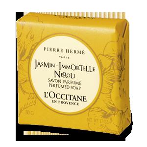 Savon Parfumé Jasmin Immortelle Néroli