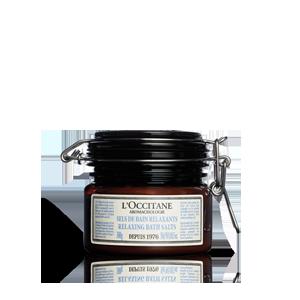 Sels de Bain Relaxants Aromachologie - L'Occitane