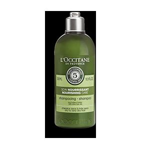 Shampoing soin nourrissant Aromachologie - L'Occitane