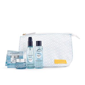 Trousse vague d'hydratation - L'Occitane