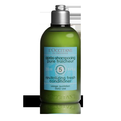 Après-Shampooing Pure Fraîcheur Aromachologie 250ml