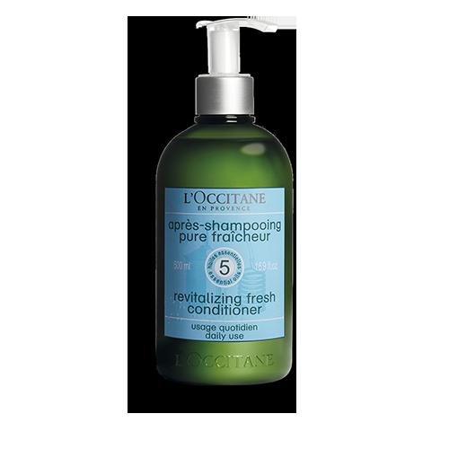 Après-Shampooing Pure Fraîcheur Aromachologie 500ml
