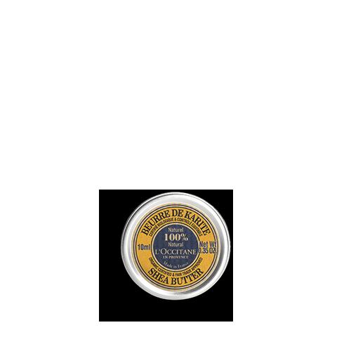 Beurre de Karité certifié bio* et contrôlé équitable* 10ml