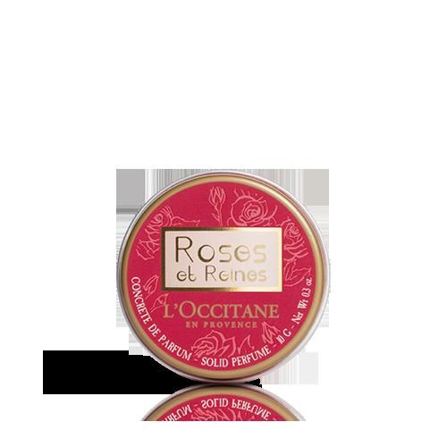 Concrète de parfum Roses et Reines 10g