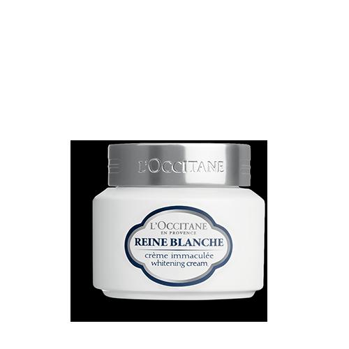 Crème Immaculée Reine Blanche