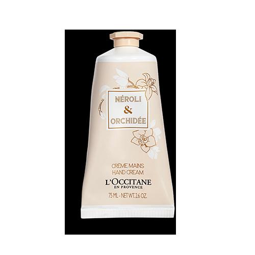 Crème à mains Néroli et Orchidée