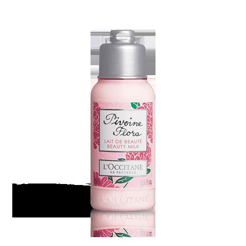 Lait de Beauté Pivoine Flora 75ml