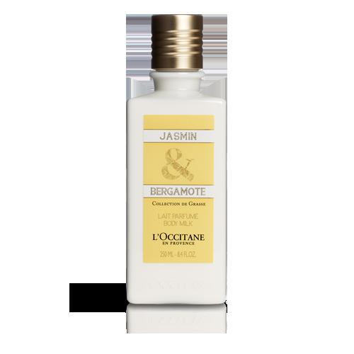 Lait Parfumé Jasmin & Bergamote 250ml