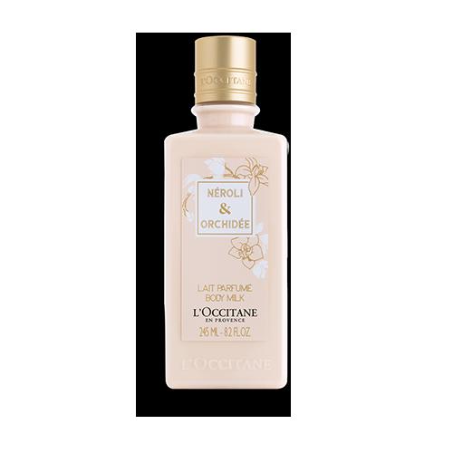 Lait Parfumé Néroli & Orchidée 245ml