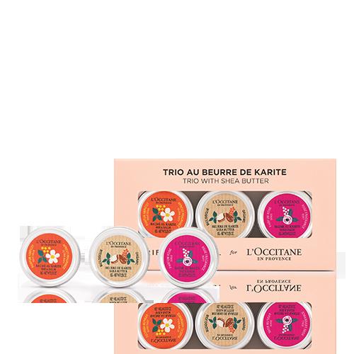 Petit Trio au Beurre de Karité