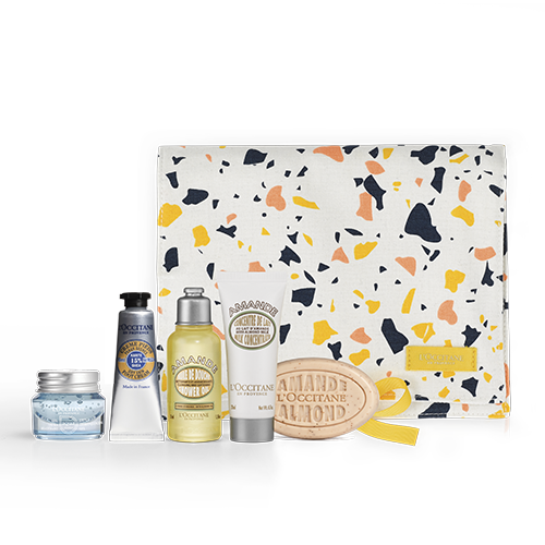Trousse de beauté perfection estivale