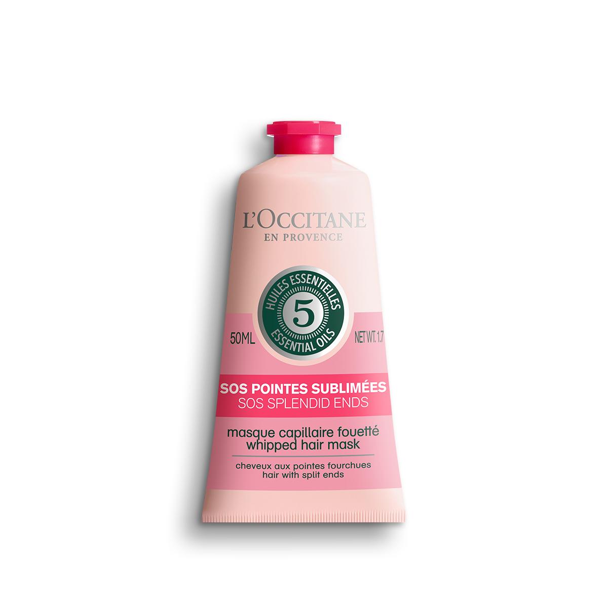 SOS Pointes Sublimées Masque Capillaire Fouetté - 50 ml - L'Occitane en Provence
