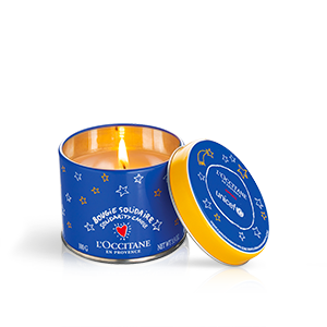 Bougie UNICEF | L'OCCITANE
