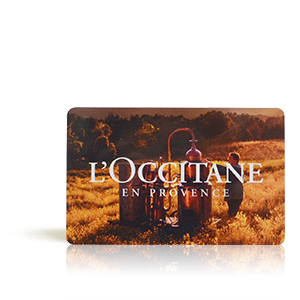 Carte Cadeau L' Occitane CHF200