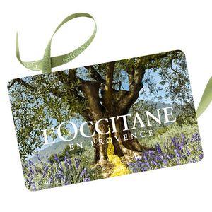 Carte Cadeau L'Occitane CHF100