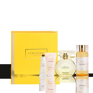 Coffret Cadeau Parfum Terre de Lumiere 90ml | L'OCCITANE