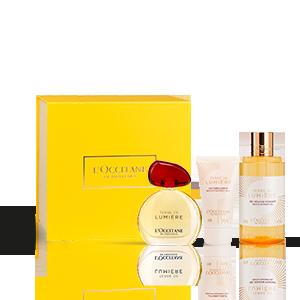 Coffret Cadeau Parfum Terre de Lumière | L'OCCITANE
