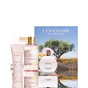 Coffret Eau de Toilette Terre de Lumière L'Eau | Parfum femme 50ml