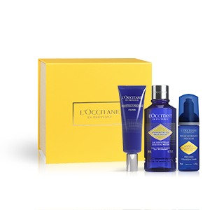 Coffret IMMORTELLE PRECIEUSE Fluide | L'OCCITANE