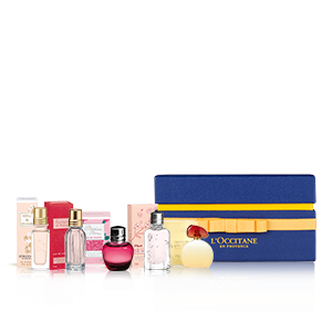 Coffret Miniatures de Parfum