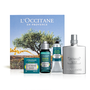 Coffret Parfum L'Homme Cologne Cédrat - L'OCCITANE