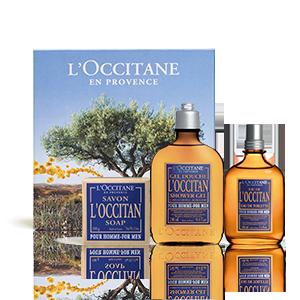 Coffret Parfum L'Occitan - Homme - L'OCCITANE