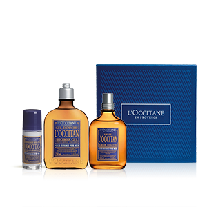 Coffret Parfum L'Occitan | Parfum homme et soins corps
