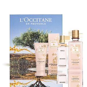 Coffret Parfum Néroli & Orchidée - L'OCCITANE