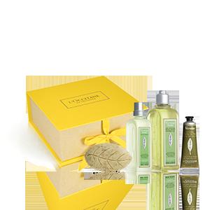 Coffret Parfum Verveine Menthe | Frais et désaltérant