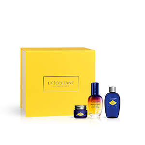 Coffret Visage Immortelle