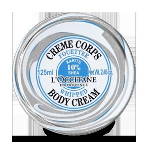 Crème Corps Fouettée Karité