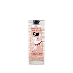 Crème Mains Fleurs de Ceriser Edition Limitée