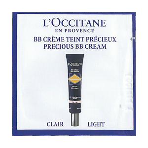 Dose d'essai BB Crème Teint Précieux Immortelle SPF30 - Teinte Claire