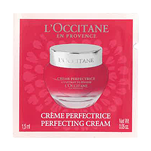 Dose d'essai Crème Perfectrice Pivoine