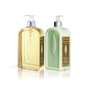 Duo Shampooing & Après-Shampooing Verveine