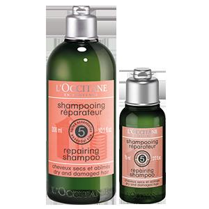 Duo Shampooing Réparateur