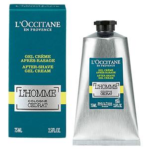 Gel-Crème Après-Rasage L'Homme Cologne Cédrat