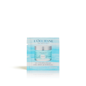 Gel Ultra-Désaltérant - Hydratation - L'Occitane