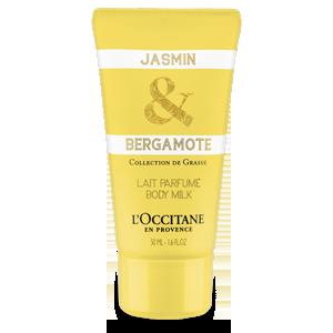 Lait Parfumé Jasmin & Bergamote