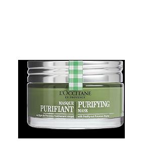 Masque Visage Purifiant et Hydratant | L'OCCITANE