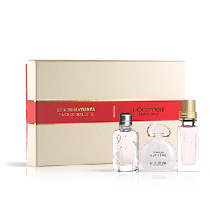 Mini Coffret Cadeau Parfum Noël | L'OCCITANE